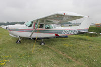 N9421D @ OSH - Aircraft in the camping areas at 2011 Oshkosh