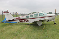 N6146M @ OSH - Aircraft in the camping areas at 2011 Oshkosh