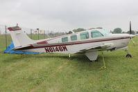 N6146M @ OSH - Aircraft in the camping areas at 2011 Oshkosh