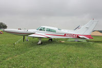 N6104X @ OSH - Aircraft in the camping areas at 2011 Oshkosh