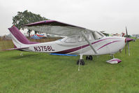 N3758L @ OSH - Aircraft in the camping areas at 2011 Oshkosh