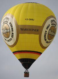 D-OWBJ - WIM 2011 'Warsteiner' - by ghans