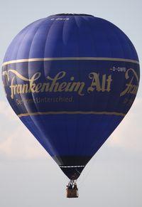 D-OWFB - WIM 2011 'Frankenheim Alt' - by ghans