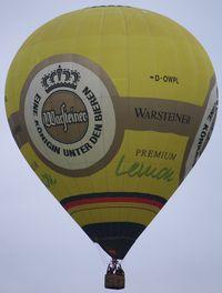 D-OWPL - WIM 2011 'Warsteiner Lemon' - by ghans