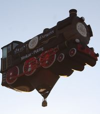 D-OLOK - WIM 2011 'Orient Express Moskau-Peking' - by ghans