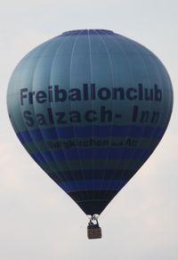 D-OISN - WIM 2011 'Freiballonclub Salzach-Inn' - by ghans