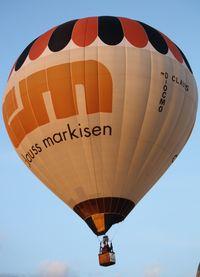D-OCMO - WIM 2011 'Cm - Clauss Markisen' - by ghans