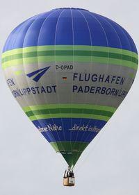 D-OPAD - WIM 2011 'Flughafen Paderborn-Lippstadt' - by ghans