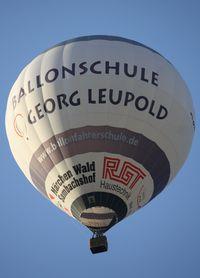 D-OLEU - WIM 2011 'Ballonschule Georg Leupold' - by ghans