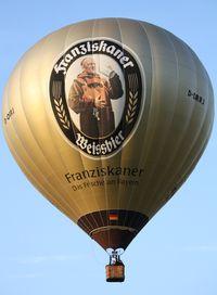 D-ORRJ - WIM 2011 'Franziskaner Weissbier' - by ghans