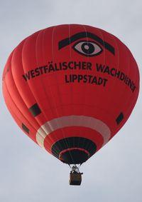 D-OAWW - WIM 2011 'Westfalischer Wachdienst Lippstadt' - by ghans