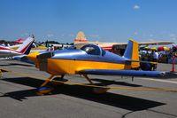 UNKNOWN @ INT - Winston Salem Airshow 2011 - by John W. Thomas