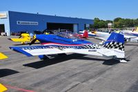 N410RH @ JNT - Winston Salem Airshow 2011 - by John W. Thomas