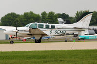 C-GEMB @ OSH - At 2011 Oshkosh - by Terry Fletcher