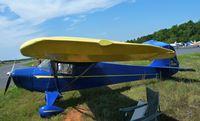 N5208M @ LKU - Louisa County Air Show, 2009. - by Gary Barnes