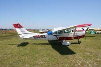 N8616Z @ LAL - Cessna 206B