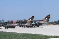 73-1012 @ KSGH - On the Air National Guard ramp - by Glenn E. Chatfield