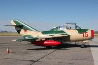 N150MG @ KSAF - KSAF/SAF