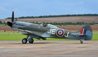 G-SPIT @ EGSU - SHOT AT DUXFORD - by Martin Browne
