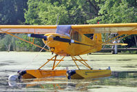 N902CC @ OSH - At Lake Winnebago, during 2011 Oshkosh Week