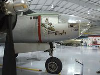 N202R @ KFFZ - Douglas B-26C Invader, later converted to an On Mark Marketeer at the CAF Arizona Wing Museum, Mesa AZ