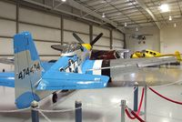 N151RJ @ KFFZ - North American P-51D Mustang at the CAF Arizona Wing Museum, Mesa AZ - by Ingo Warnecke