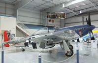 N151BW @ KFFZ - North American P-51D Mustang at the CAF Arizona Wing Museum, Mesa AZ - by Ingo Warnecke