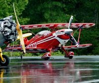 N177CD @ LKU - Before the flight at Freeman Field during the Louisa County Air Show, 2011 - by Gary Barnes