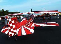N177CD @ LKU - On display after flight - by Gary Barnes