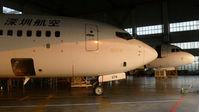 B-5378 @ ZGSZ - 747-800 - by Dawei Sun