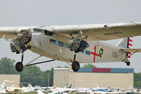 N8419 @ OSH - at 2011 Oshkosh - by Terry Fletcher