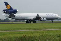 D-ALCI @ EHAM - Just after landing, still on the Polderbaan, at Schiphol - by Jan Bekker