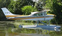 C-GFYE @ 96WI - EAA Airventure 2011 - Vette/Blust Seaplane Base - by Kreg Anderson