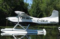C-GMJK @ 96WI - EAA Airventure 2011 - Vette/Blust Seaplane Base - by Kreg Anderson