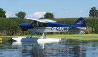 C-GLSM @ 96WI - EAA Airventure 2011 - Vette/Blust Seaplane Base - by Kreg Anderson
