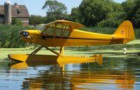 N7047H @ 96WI - EAA Airventure 2011 - Vette/Blust Seaplane Base - by Kreg Anderson