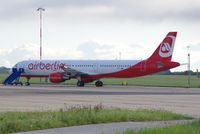 TC-JME @ EGSH - Parked at Norwich. - by Graham Reeve