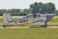 C-GUED @ OSH - At 2011 Oshkosh - by Terry Fletcher