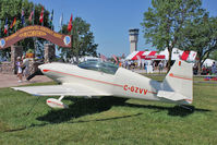C-GZVV @ OSH - At 2011 Oshkosh - by Terry Fletcher