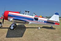 N6643C @ OSH - At 2011 Oshkosh
