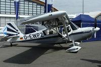 D-EWPZ @ EDNY - AERO Friedrichshafen - by Lötsch Andreas