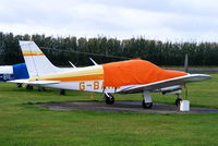 G-BAHS @ EGBS - privately owned - by Chris Hall
