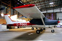 G-POCO @ EGBS - privately owned - by Chris Hall