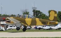 N44007 @ KOSH - AIRVENTURE 2011