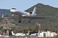 N120JJ @ TNCM - take off - by martial Dekker