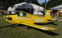 N4189 @ KOSH - AIRVENTURE 2011