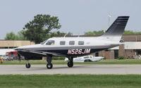N526JM @ KOSH - AIRVENTURE 2011