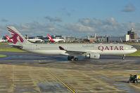 A7-AEB @ EGLL - Qatar A330 at Heathrow
