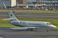 HZ-KSDC @ EGLL - At Heathrow