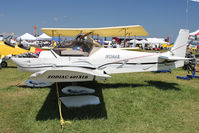 N114AR @ OSH - At 2011 Oshkosh on static display - by Terry Fletcher